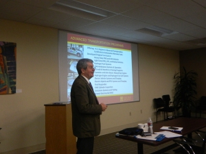 Larry McLaughlin, DirectorAdvanced Transportation Technology and Energy Center, College of the Desert