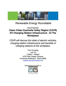 July 16 Round Table CVEP